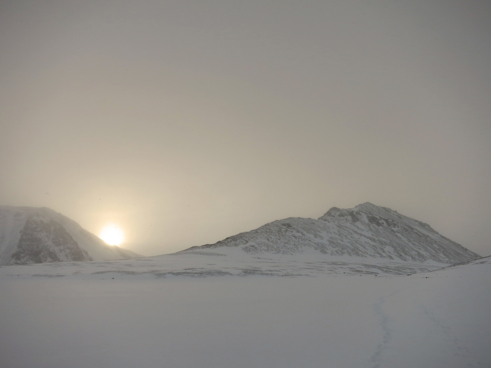 McHugh Ridge (2/15/2014)