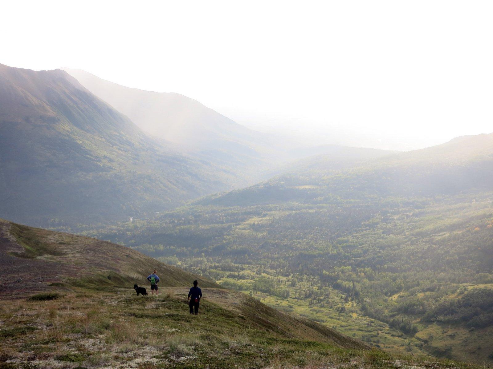 8.21.2014 Rendezvous Ridge